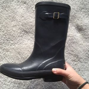 LL Bean Wellie Rainboots
